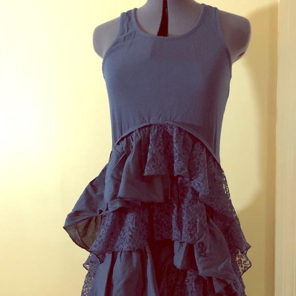 1c71a681 United Colors Of Benetton Dresses | Sisley Navy Dress | Poshmark